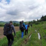 3. Na trasę wyruszyliśmy z Kojszówki...