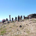 45. ...na szczyt Babiej Góry.
