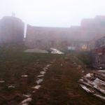 84. Obserwatorium ma już dach, ale to nadal ...ruina.