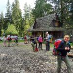 1. Po opłaceniu wstępu do Tatrzańskiego Parku Narodowego...
