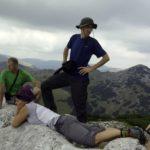 14. ...i ze skały Piatra Iorgovanului można było obserwować wchodzących.