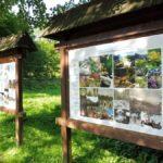 1. Tablice Tanap'u w Jaworzynie Spiskiej informowały o atrakcjach.
