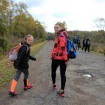 3. …pełni werwy ruszyliśmy szlakiem czerwonym.