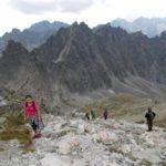 30. …na najwyżej położoną tatrzańską przełęcz.