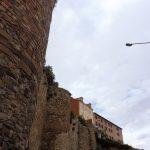 167. Rzymskie mury miejskie najlepiej zachowały się obok naszego albergu…