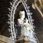 40. …przed figurką Virgen del Sagrario byli koronowani królowie Nawarry…