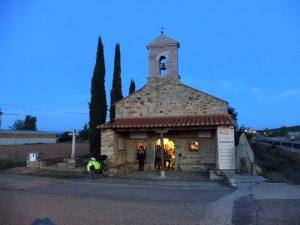 2. W Valdeviejas obejrzałyśmy z Anną kościółek Ecce Homo…