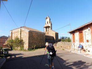 3. …a po 3 godzinach doszłyśmy do El Ganso – wioski Maragatów.