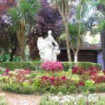 44. Park Taconera nawet jesienią robi wrażenie, a na jego obrzeżach…