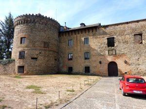 42. …i zamku (XV) markizów Pimentel należący do rodziny Alvarez de Toledo.