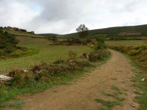 56. …i kontynuowałam podejście do wioski La Laguna…