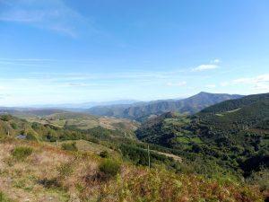 62. …na góry Kastylii, które właśnie przebyliśmy od Ponferrady.