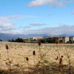 47. …podziwiałam panoramę stolicy Nawarry na tle Pirenejów.