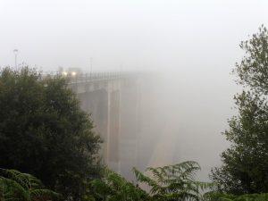 97. …wkraczałam na most na Rio Miño i nie widziałam zalewu.