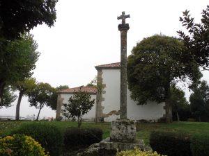 122. Miasto opuszczałam obok kościółka Santa Maria del Carmen…