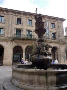 152. …i obok Fontanny Koni na Placu Platerias…