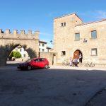 61. …i wchodząca do miasta od strony Jaca w Aragonii.