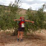 96. …i sadów oliwnych, wśród których robiliśmy sobiepamiątkowe zdjęcia.