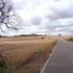 98. …a przed nami była wioska Sansol.