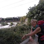109. Za rzeką Ebro – Logroño, stolica Rioji, gdzie pierwsze kroki kierujemy do…