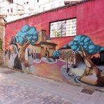 150. …murale, nawiązujące do historii miasta.