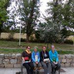 162. …znów spotkałam Alicję z jej koleżankami z Niemiec.