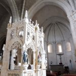 164. …gdzie został pochowany ten budowniczy mostów na Camino.