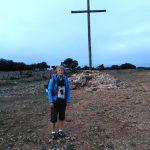 3. …gdzie stał okazały krzyż.