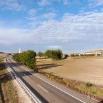 6. To przedmieścia Burgos, ale do centrum było jeszcze dwie godziny marszu.