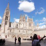 13. Katedrę wznieśli w XIII w. mistrzowie Ricardo i Enrique na wzór katedr francuskich.