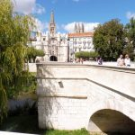 14. Katedra i Arco de Santa Maria z perspektywy mostu na Arlanzon.