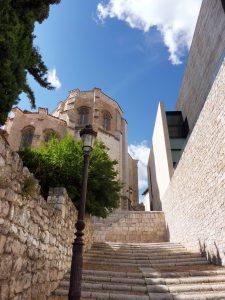 18. Obok kościoła San Esteban wspięłam się na wzgórze…