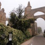 37. O brzasku mijałam ruiny San Anton, gdzie joannici leczyli kiedyś ogień św. Antoniego.
