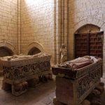 65. W sarkofagach śpią Filip, brat króla Alfonsa X Mądrego z żoną…