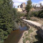 72. Miasto leży na wysokim brzegu rzeki Carrion.