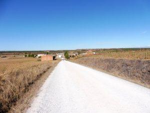 77. …aż do wioski Calzadilla de la Cueza…