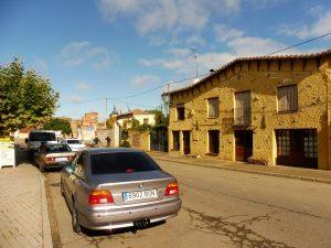 99. …doszłam do Mansilla de las Mulas…