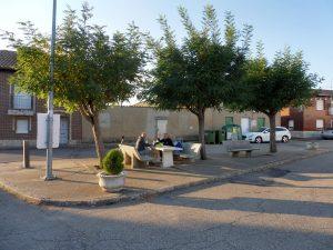 107. …a w Arcabueja dogoniłam Sergio i Carlosa.