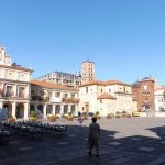 116. Centrum miasta to Plaza de San Marcelo…