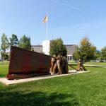 123. Ten pomnik symbolizuje jedność Hiszpanii, z którą jest różnie.