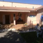 135. …San Martin del Camino, gdzie zatrzymałam się w albergu…