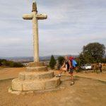 145. Spod krzyża św. Turibiusza widać już było Astorgę.