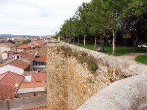 154. …położonego na koronie rzymskich murów miejskich.