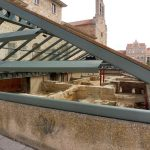 155. Tak chroni się pozostałości willi rzymskich…