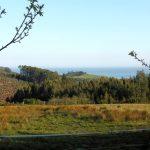 1. Za San Martin de Laspra długo ocean miałyśmy w zasięgu wzroku…