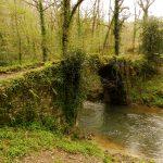 102. …oraz średniowieczny most Puente Artzubi.