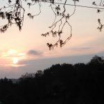 103. Rankiem uwieczniamy wschód słońca…