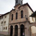109. Kościół Santa Maria, gdzie byłyśmy na mszy też ocalał od bomb.