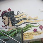 121. …a w Zamudio oryginalny mural z Fridą Kahlo.