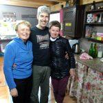 129. …a w kuchni najsympatyczniejszy hospitalero Sergio.
